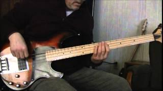 Classic Funk Bass Line Lesson - Jerry Jemmott - Memphis Soul Stew