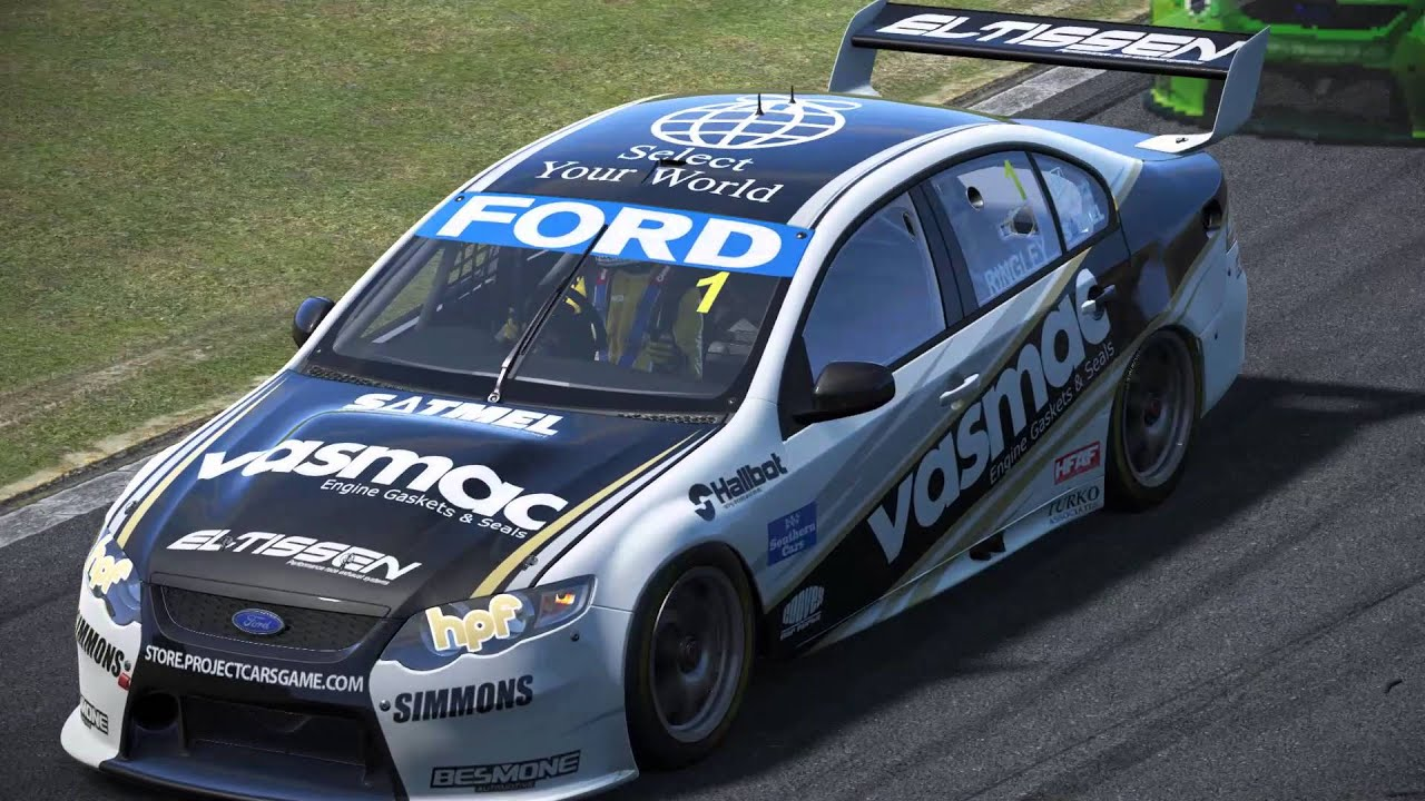 Project cars bathurst ford falcon v8 204017 lap and set up youtube project cars bathurst ford falcon v8 204017 lap and set up publicscrutiny Gallery