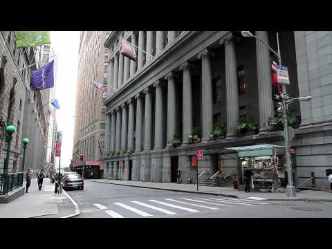 ^MuniNYC - Wall Street & Williams Street (Financial District, Manhattan 10005)