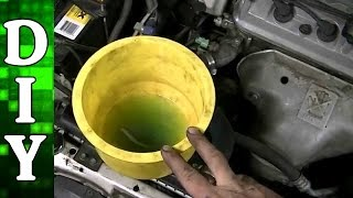 How to Bleed Air Out of Your Cars Cooling System