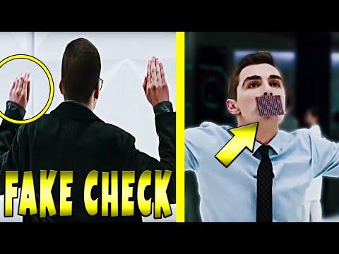 Ist NOW YOU SEE ME Realistisch? Zauberer Fake Check   Die Unfassbaren Chip Szene