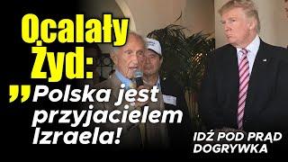Ocalały Żyd: Polska jest przyjacielem Izraela! SERWIS INFORMACYJNY 2019.09.09