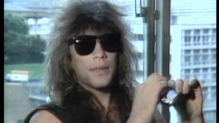 Bon Jovi Slippery When Wet The Videos Interview