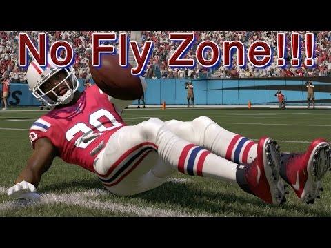 No Fly Zone!!! - Madden NFL 17 - Draft Champions