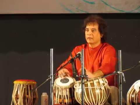 Ustad Zakir Hussain full tabla solo