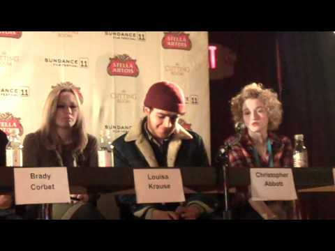 Cast of MARTHA MARCY MAY MARLENE at the 2011 Sundance Film Festival 4