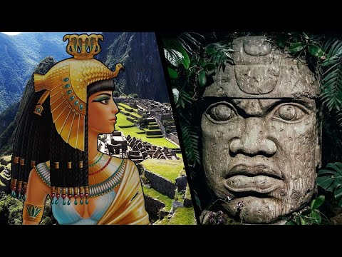 Egyptian Colony in the Grand Canyon, Tobacco in Mummies - Africans Discovered America