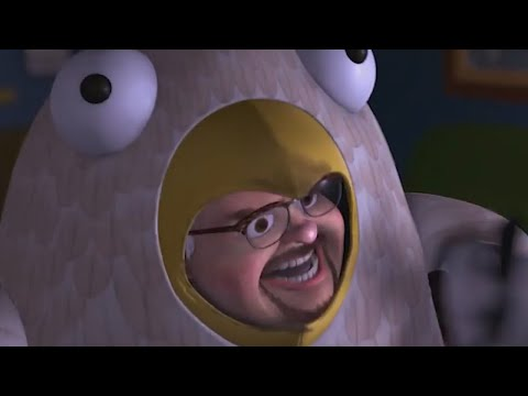 Toy Story 2 But Al is the only character