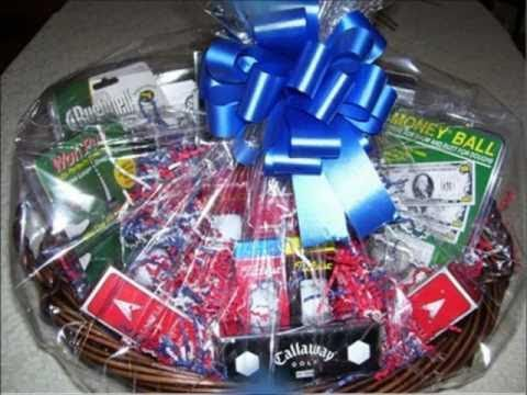 The Ultimate Golf Gift Basket