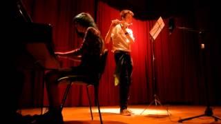 """Festival Maristas Ccv Eso 2015 """"unravel"""" Nacho Y Patricia"""