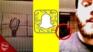 Der gruselige Fall vom Snapchat Einbrecher! - Snapchat Mysterium!