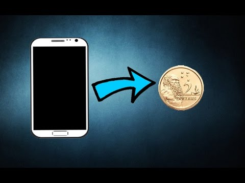 Pulling a Coin out of a PHONE!!!|Turorial