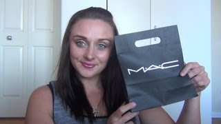 MAC and Estee Lauder Haul Thumbnail