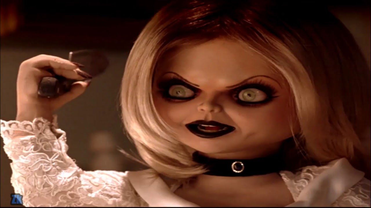 I Am Chucky The Killer Doll And I Dig Itseed Of Chucky Scene