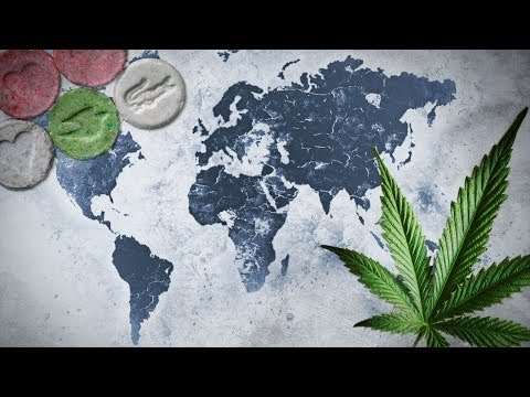Top Eight Drug Using Countries Revealed