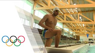 Rami Anis - The Syrian refugee swimming Butterfly at Rio | Refugee Olympic Team