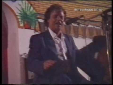 Recuerda Tv  Festival de Cante Grande 1987  Jiménez Rejano
