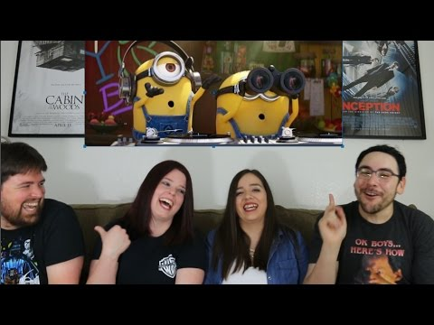 Thumbnail: Despicable Me 3 - Official Trailer 2 Reaction / Review