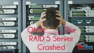Raid 5 Data Recovery in Pune
