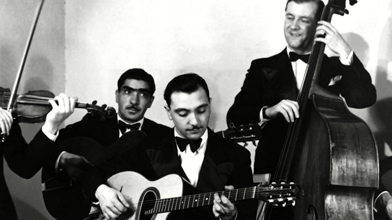 Django Reinhardt Django Reinhardt And The American Jazz Giants