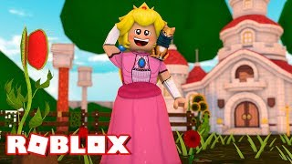 I BECOME A PRINCESS IN ROBLOX