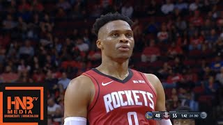 Houston rockets vs golden state warriors - 1st half highlights | november 6, 2019-20 nba season