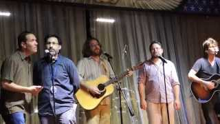 Band on the Run — Jim Boggia, Jonathan Coulton, Paul and Storm on JoCo Cruise 2015