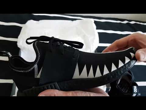 0dfde4c5e0b1e Adidas X Neighborhood NMD R1 PK UNBOXING.🇫🇷👟😄👍 - YouTube