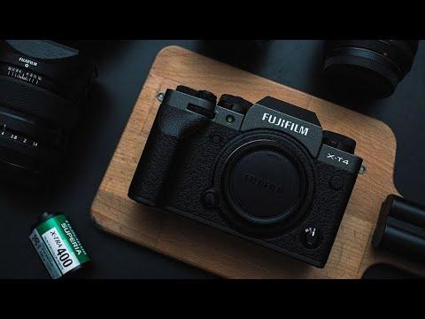 Fujifilm X-T4 - НАДО БРАТЬ !!!