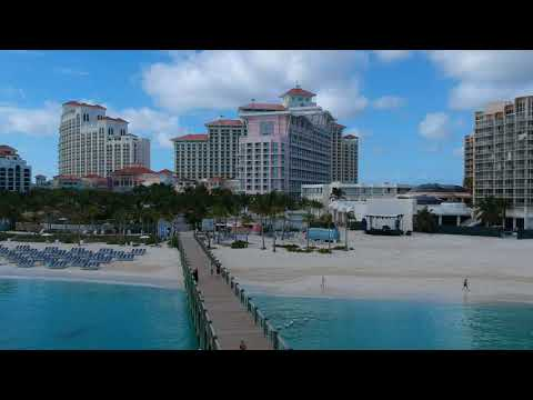 Nassau, Bahamas 2018 | Cable Beach, Baha Mar and Melia Resorts