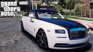Реальная Жизнь в GTA 5 - УГОН Rolls-Royce Wraith ЗА 27.500.000 МЛН. РУБЛЕЙ !!!