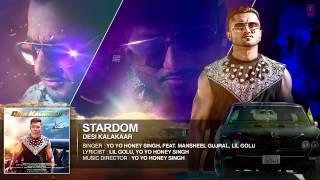 STARDOM Honey Singh