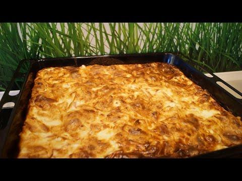 Пирог из лаваша с курицей и картофелем : Выпечка несладкая