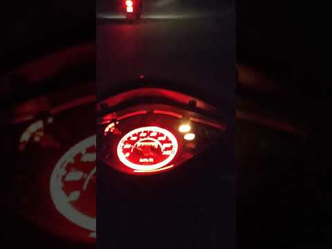 Gắn đèn Led đồng Hồ đá Số đổi Màu Wave Alpha 😁