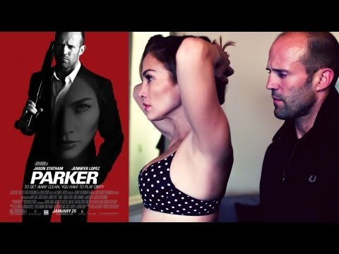 Jennifer López Se Desnuda en Película,Parker!