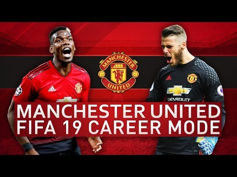 THE FIGHT FOR TOP 4! | MAN UTD CAREER MODE #1