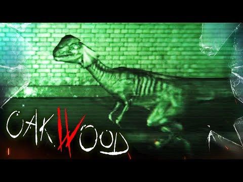 NIGHT VISION GOGGLES & DILOPHOSAURUS!! ENDING!  | Oakwood (Oakwood Part 3 ENDING)