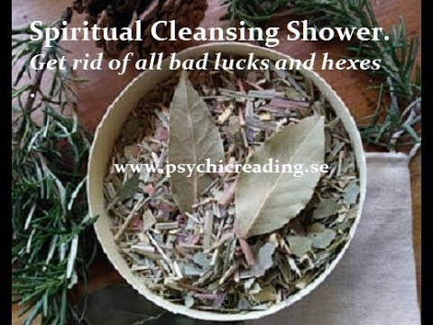 Superbe Spiritual Cleansing Shower , Powerful And Simple !