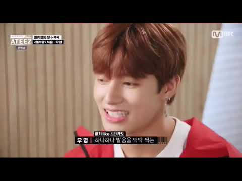 [ENG SUB] Codename is ATEEZ Ep. 6 - Pirate King recording scene