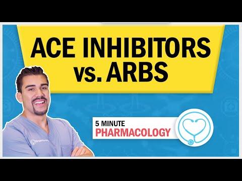 Heart Failure | ACE Inhibitors Vs ARBs (Angiotensin Receptor Blockers)