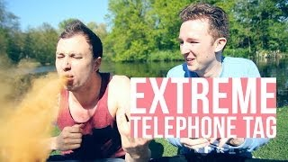 EXTREME TELEPHONE TAG!