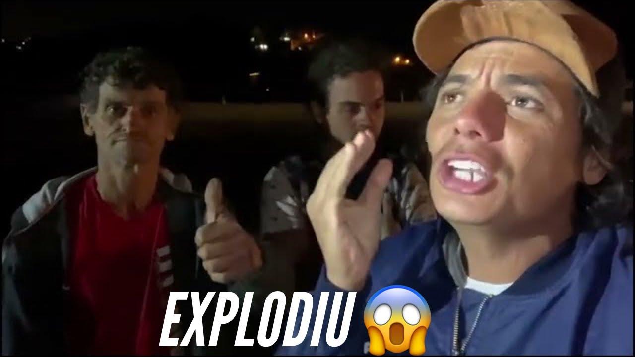CAMINHÃO DO SAFADÃO EXPLODIU