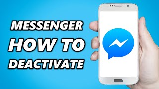How to Temporarily Deactivate Messenger Account (2021 UPDATE)