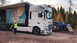 Reiss uz Tromso ar DAF ENG/RU subs / Trip to Tromso with DAF