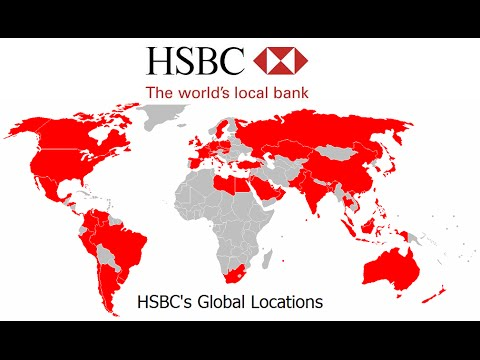 Top 10 Largest Banks in the World -2015 - YouTube