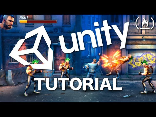 Unity 3D Tutorial - Beat Em Up Fight Game