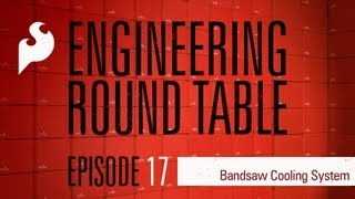 Sparkfun Engineering Roundtable #17: Bandsaw Coolant System