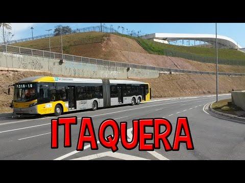Movimentação de Ônibus #57 - Estação Itaquera