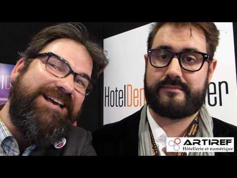 Pierre Vauchel présente HotelPartner