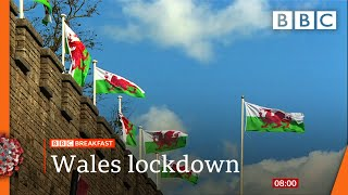 Covid lockdown: Wales poised for decision on circuit-breaker 🔴 @BBC News - BBC